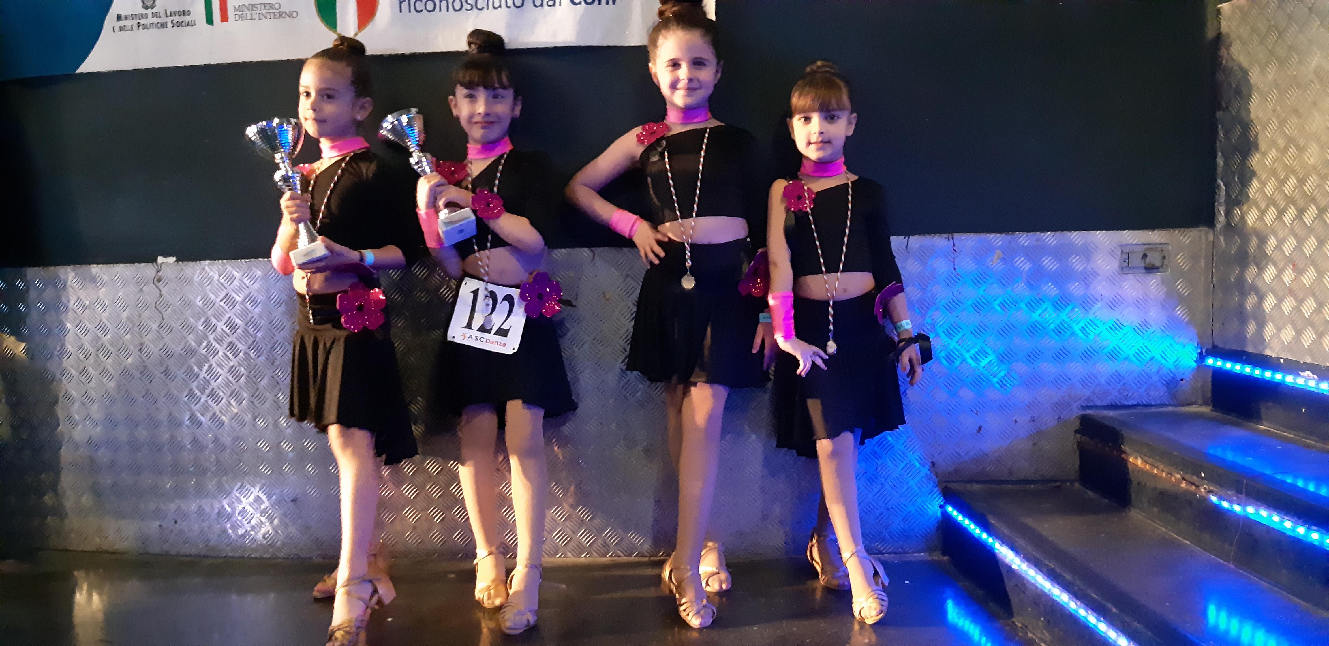 Trofeo Stardust Ludo Dance