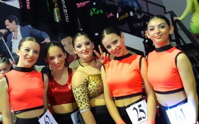 Trofeo Stardust Synchro Latin