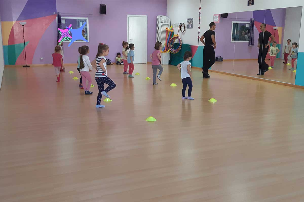 Mucca dance sport method